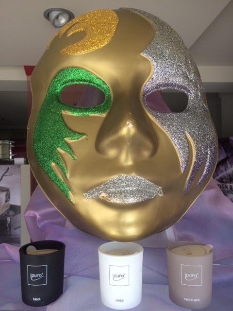 Olijfcare Carnaval Wellen Etalage