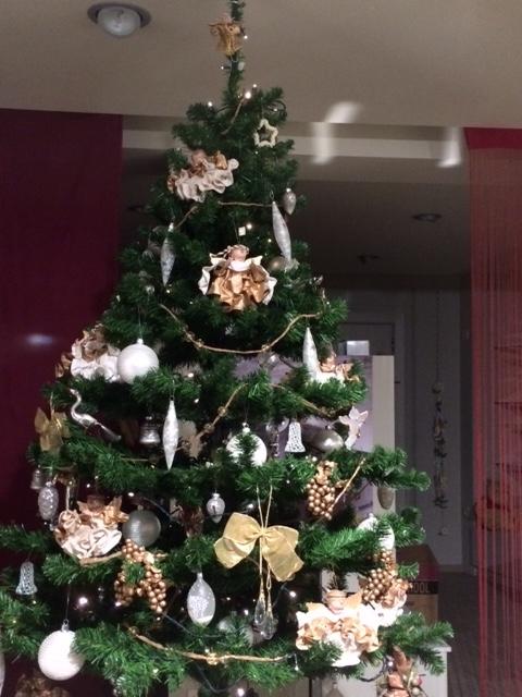Olijfcare_Etalage_Kerst_wellen