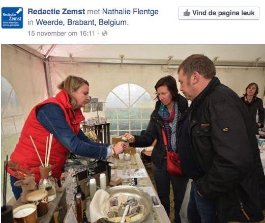 Olijfcare Nathalie Flentge Cozy Sunday