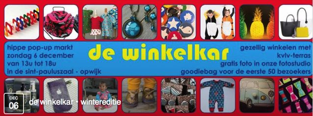 Olijfcare De Winkelkar Wintereditie