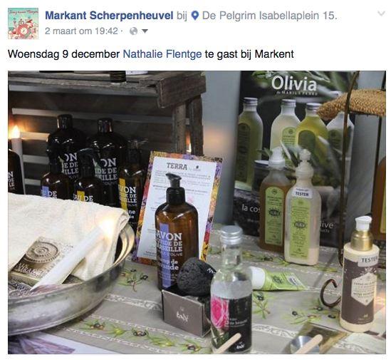 Olijfcare Markant Scherpenheuvel