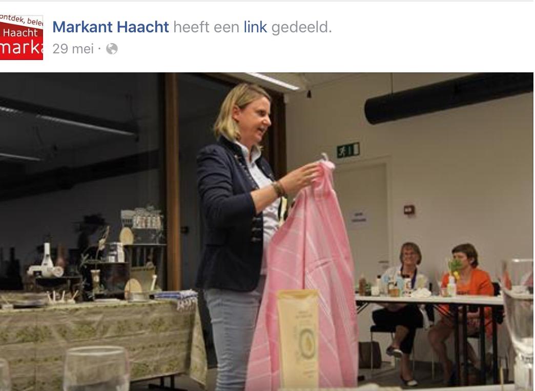 Olijfcare Voordracht Markant Haacht