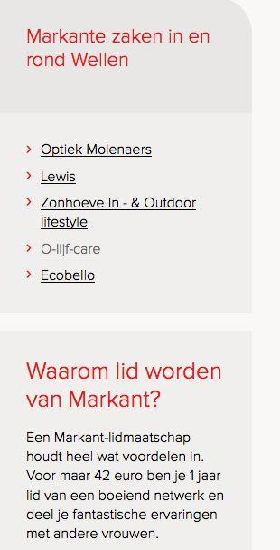 Olijfacre Markante Zaken Store Locator