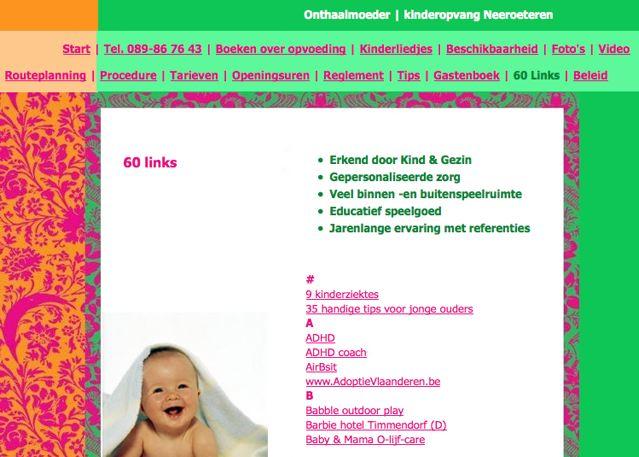 Olijfacre Onthaalmoeder Neeroeteren
