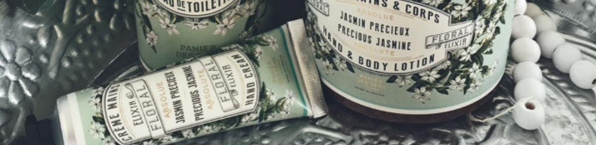 Olijfcare Banner jasmijn