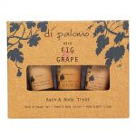 Travel Set Di Paloma handcrème douchegel body lotion 3 x 30 ml