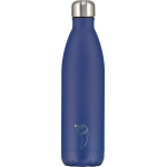 Chilly's Bottle Mat Blauw 750 ml