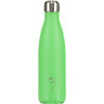 Chilly's Bottles Neon Groen 500 ml