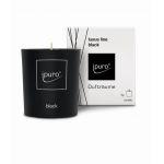 Geurkaars Ipuro zwart 160 g
