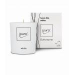 Geurkaars Ipuro White 160 g