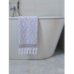 Turkse handdoek olijfgroen 100 x 50 cm ottomania