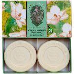Zeep Magnolia 2 x 115 g La Florentina