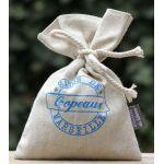 Marseille zeepvlokken in stoffen zak 125 gram