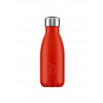 Chilly's Bottles Neon Rode 260 ml