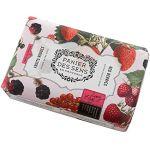 Panier des Sens Sheaboter zeep rode vruchten 200 g