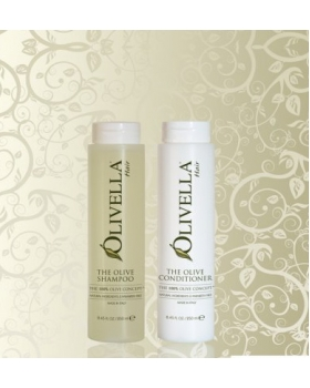 Olivella Duo Shampoo Conditioner 2 x 250 ml