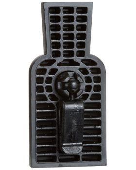 Auto Verfrisser Ipuro Leather & Wood achterkant
