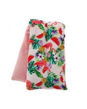 body Wrap Aroma Home Flamingo Opwarmen Microgolf