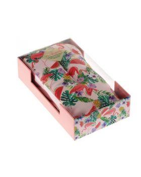body wrap Flamingo Aroma Home met doos