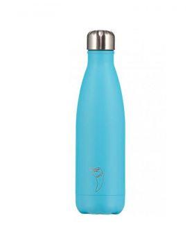 Chilly's Bottle Pastel Blue 750 ml