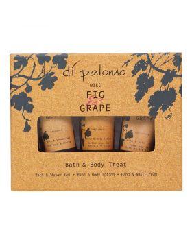 Travel Set Di Paloma handcrème douchegel body lotion 3 x 30 ml