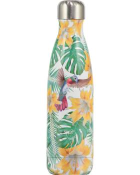 Chilly's Bottles Tropische Bloemen 500 ml