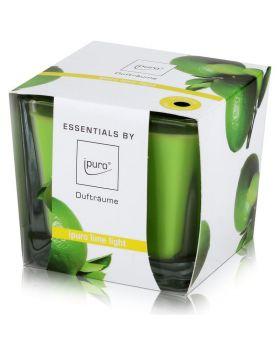 Geurkaars Lime Light Ipuro 125 g