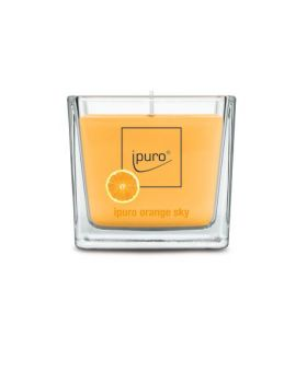 Geurkaars Orange Sky Ipuro 125 g