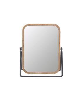 Make-Up Spiegel Bamboo Rechthoekig
