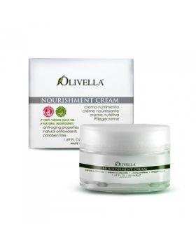 Olivella nourishment gezichtscreme 50 ml