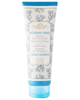 Facial Cleanser Zeewier Panier des Sens 125 ml