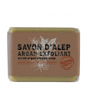 Alep Scrubzeep Argan Aleppo Co 100 g