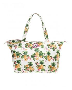 Shopper Strandtas Ananas All Time Favourites