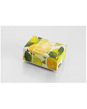 Zeep Boboli Citrus 300 g La Florentina met verpakking