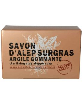 Aleppo Soap Co Pain d'Argile Alep scrubzeep 150 gram
