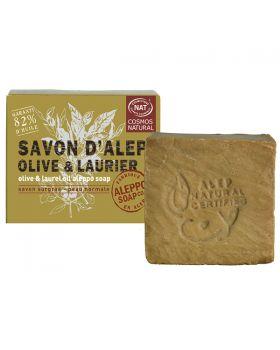 Aleppo Soap Co Alep zeep in doosje 190 gram