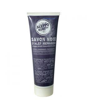 Zwarte Zeep Aleppo Soap Co tube 250 ml
