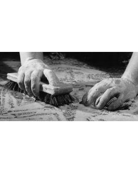Vloeren Boenen met Zwarte Zeep