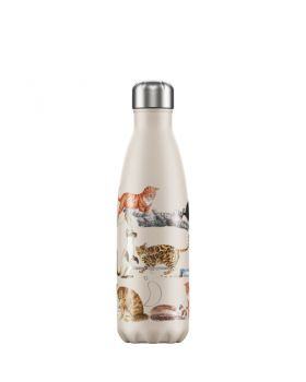 Chilly's Bottles Cats 500 ml