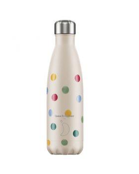 Chilly's Bottles Polka Dots Emma Bridgewater 500 ml