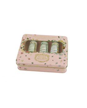 Geschenkdoos Set Handcremes Panier des Sens 3 x 30 ml