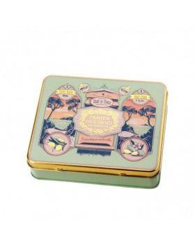 Detal Geschenkdoos Set Handcremes Panier des Sens 3 x 30 ml