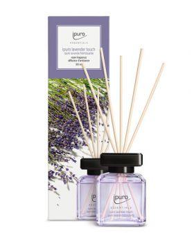 Geurstokjes Ipuro Lavender Touch 100 ml