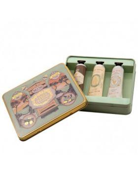Set Handcremes Panier des Sens 3 x 30 ml