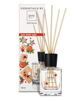 Geurstokjes Ipuro Winter Apple 100 ml